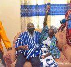 Bawumia hands over house to 82- year-old abandoned cured leper [photos]