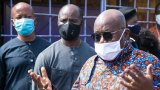 Ghana coronavirus: 15,473 cases; arrests over failure to wear masks