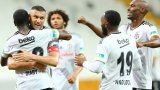 Bernard Mensah opens Besiktas goal account in victory over Nwakaeme's Trabzonspor