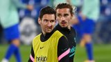 Griezmann's former adviser backtracks on Messi comments with open letter to Barcelona (...)