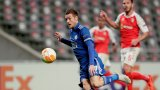 Braga 3-3 Leicester City: Vardy seals Europa League progression in frantic (...)